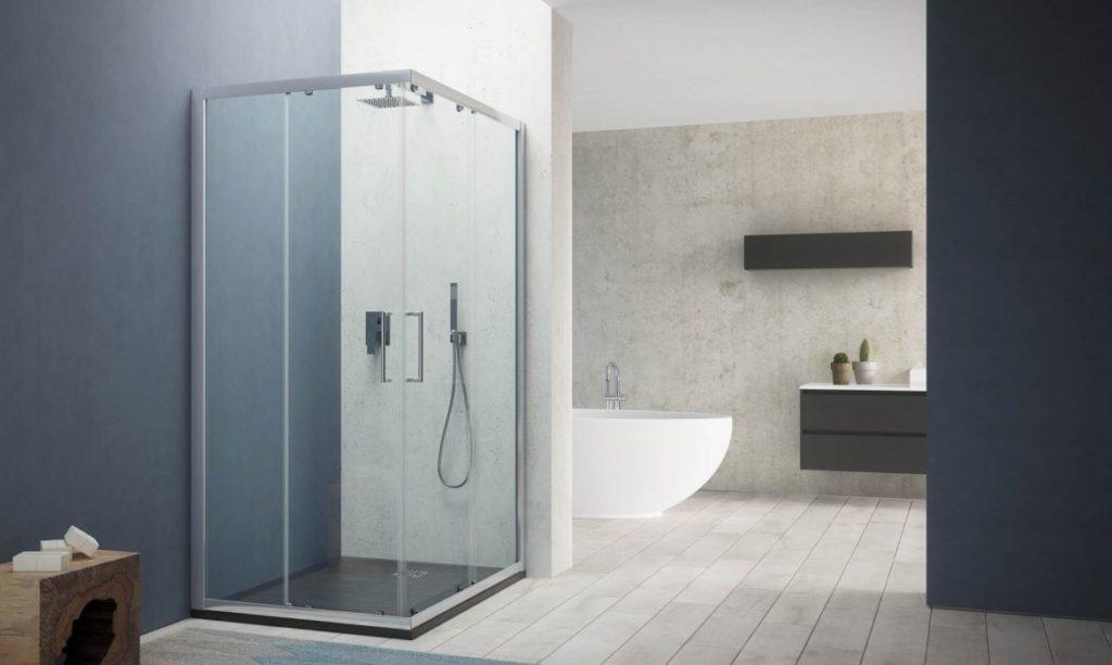Box e sistemi doccia u materia